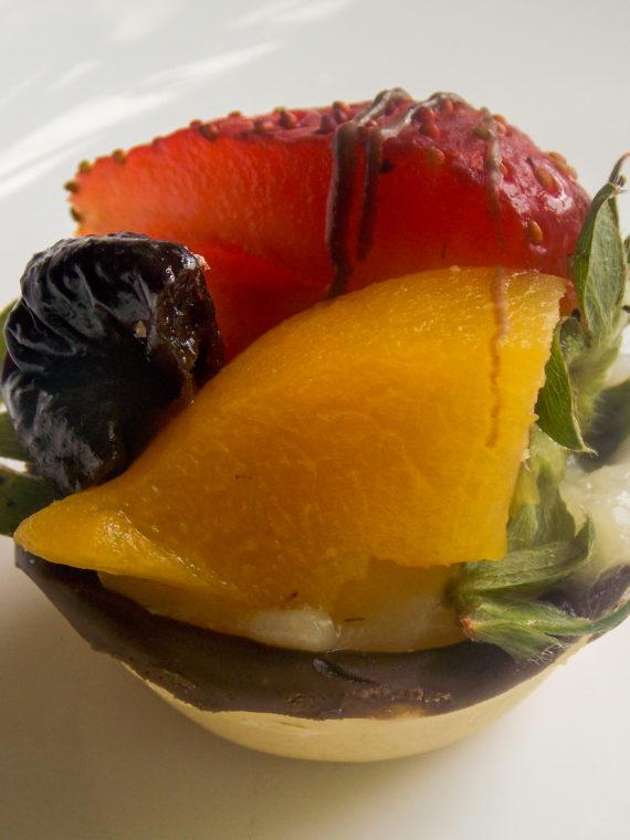 Panelinha de frutas